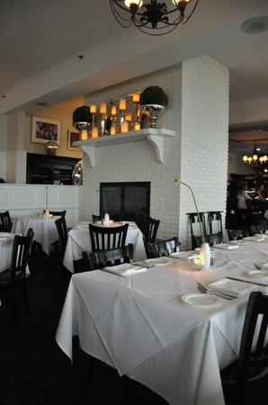 The Ocean House Restaurant Interior