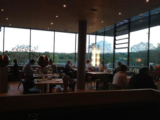 Restaurant Pier 29: mooie avond in een mooie locatie
