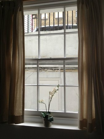 Regency House Hotel: View from the 'Apartment'