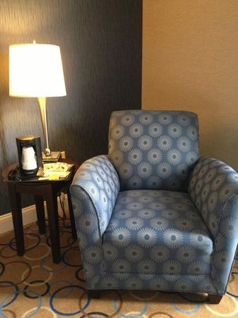 Holiday Inn Express Hotel & Suites Williamsport: lounge chair