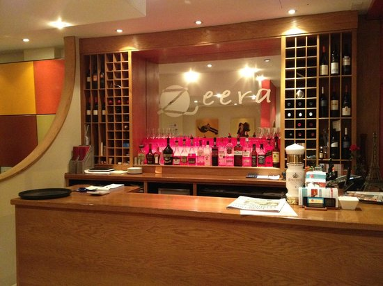 Zeera Bangladeshi & Indian Cuisine: selection of wines and spirits
