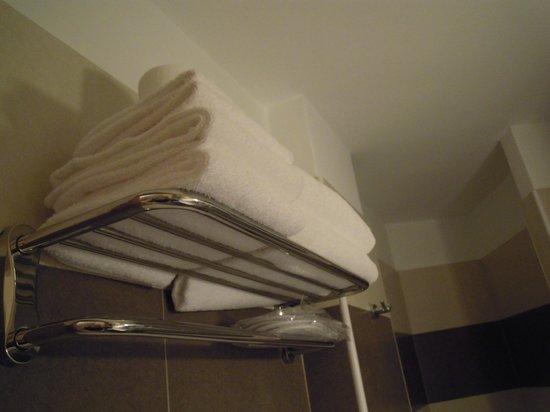 corredo bagno - Foto di Hotel Smeraldo, Torino - TripAdvisor