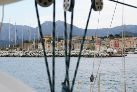 Shaka Sailing : St Florent