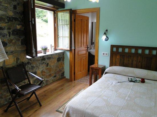 Hotel Rural Riberas del Nalon: Habitacion 1