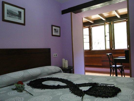 Hotel Rural Riberas del Nalon: Habitacion 3