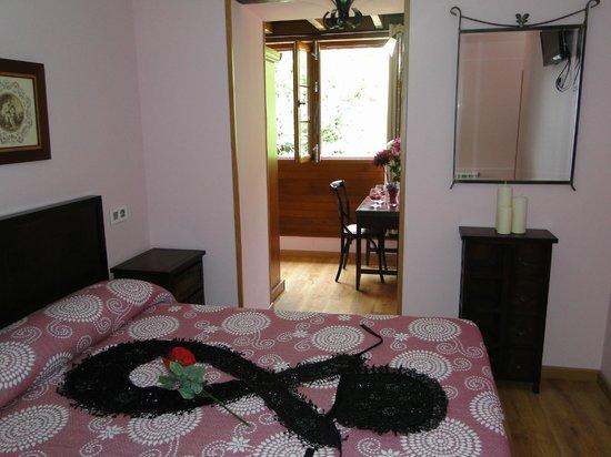 Hotel Rural Riberas del Nalon: Habitacion 2