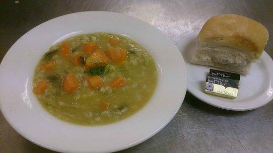 Elizabeths: Homemade Vegetable Soup