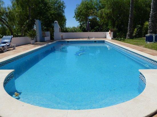 Villa Spliethoff: Het zwembad