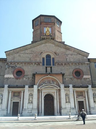 Basilica Cattedrale di Reggio Calabria Maria SS Asunta : Duomo Reggio