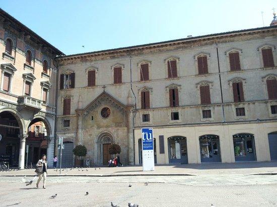 Basilica Cattedrale di Reggio Calabria Maria SS Asunta : Duomo piazza