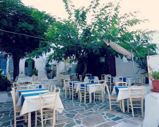 Lefkiano Restaurant : Our small square, @Lefkiano