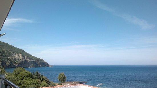 Chenoua Hotel: vue magnifique du balcon de notre chambre :)