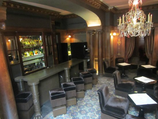 Hall photo de h tel costes paris tripadvisor for Hotel bas prix paris