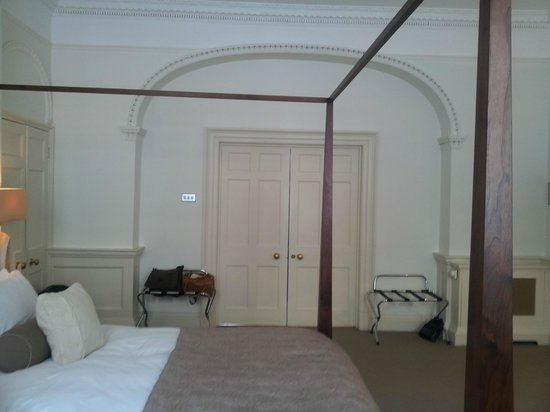 Queensberry Hotel: Four poster suite