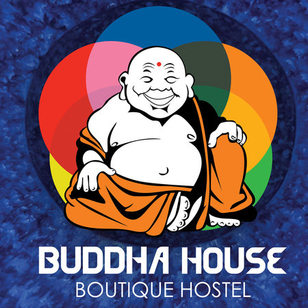 Buddha House Boutique Hostel: LOGO