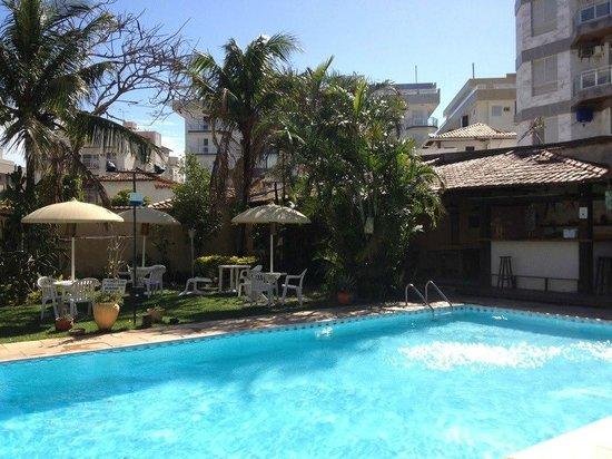 La Brise Hotel: Área externa