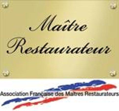 LE VIEUX LOGIS : Maitre Restaurateur diplome de l'état