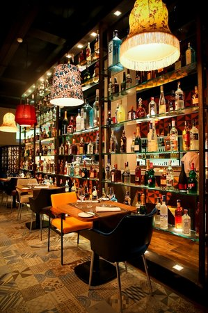 Le Tribeca: Ambience....