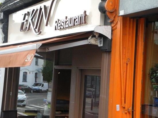 Ekin Restaurant: Ekin store front