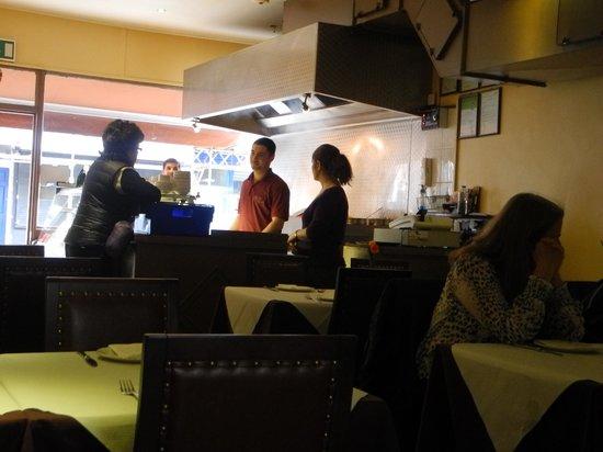 Ekin Restaurant: The ambiance
