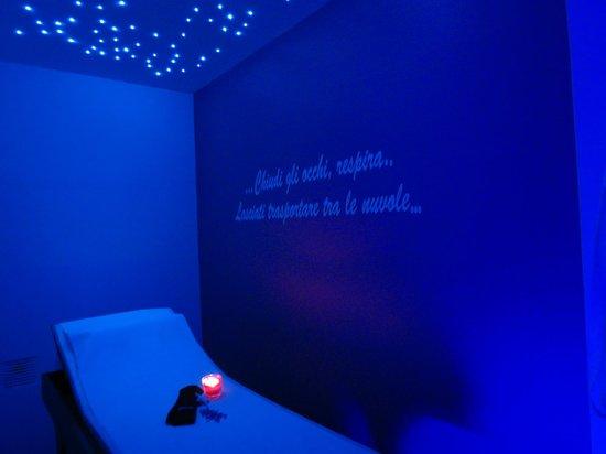 Centro Benessere Shiva Emotional Spa: Zona massaggio