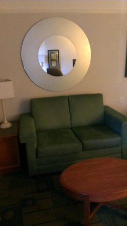 La Quinta Inn & Suites Panama City: Comfortable sitting area