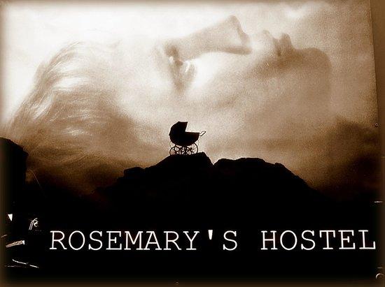 Rosemary's Hostel : ingresso
