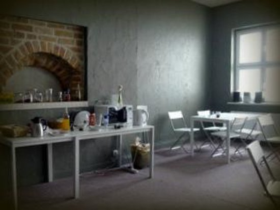 Rosemary's Hostel : sala colazione