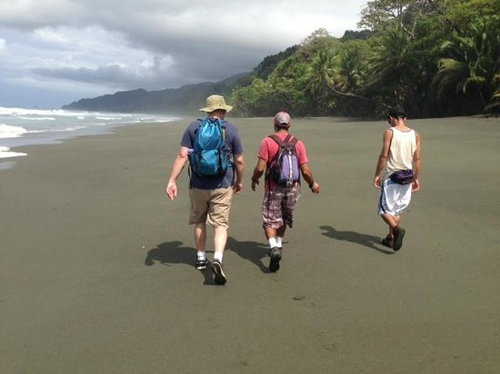 Surcos Tours: Hiking from Carate to the Ranger Station with Our Guide