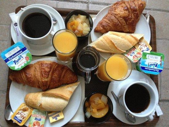 Hotel Relais du Lac : petit déjeuner