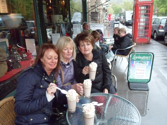 The Chocolate Shop: sisters weekend