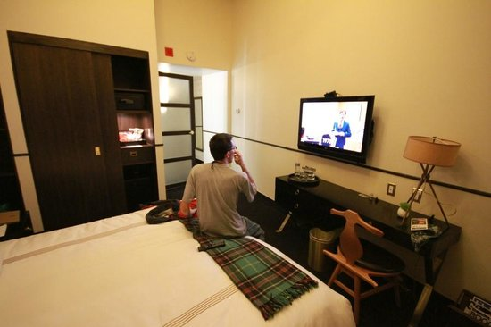 Gild Hall, a Thompson Hotel: Pokój w hotelu