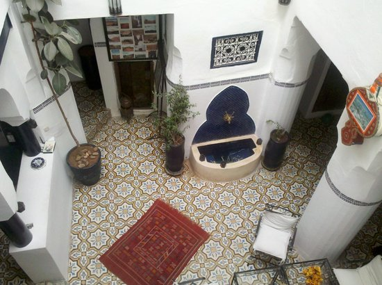 Riad Dar Nakhla: Main reception