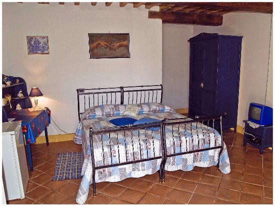 Il Fienile  Bed and Breakfast : Il Fienile_Camera Blu