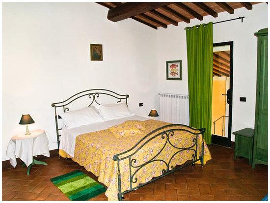 Il Fienile  Bed and Breakfast : Il Fienile_Camera Verde