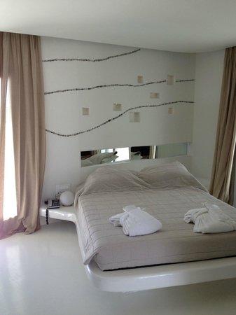 Andronikos Hotel: Cocoon room
