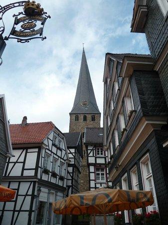 Zur Alten Krone: en plein coeur de Hattingen