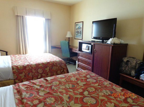 Comfort Inn of West Monroe : bedroom
