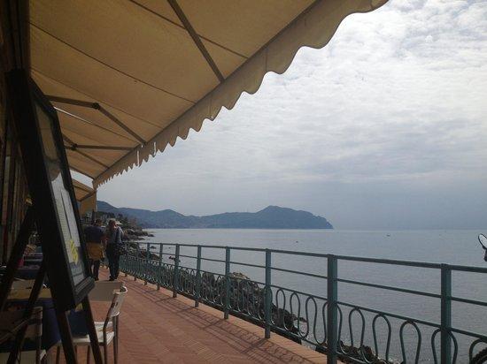 Hotel Astor: passeggiata sul mare