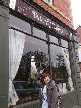 Butterfly Cabinet: We loved it!