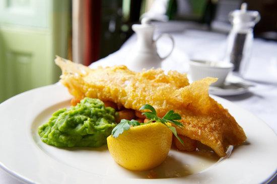 Restaurant at The Swan Tarporley