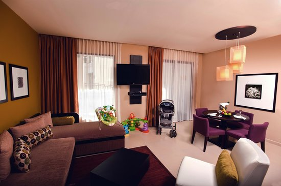 Azul Beach Hotel: Family Swim Up Suite