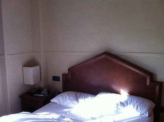Hotel Reina Mora: dormitorio2