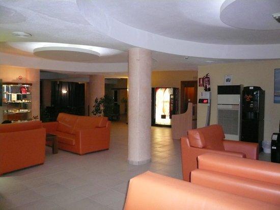 Hotel Palma Playa: hall