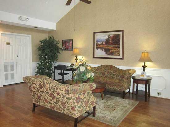 Quality Inn Cheraw: lobby