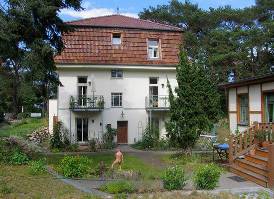 Hotel Villa Harmonie Ahlbeck
