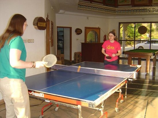 The Udai Bagh: Game Room