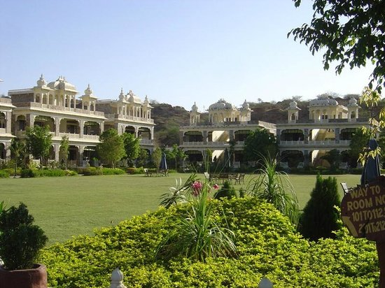 The Udai Bagh: Lovely Resort