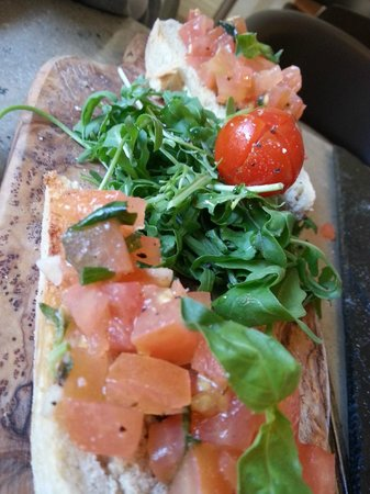 Caffe Marconi: Bruscetta