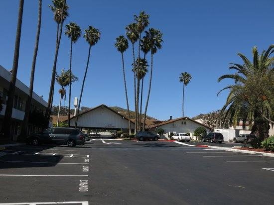 Vagabond Inn Ventura: the motel